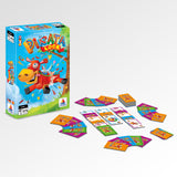 Piñata Loca Board Game box and compenents