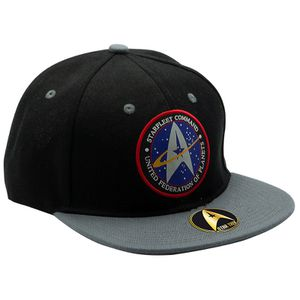 Star Trek Starfleet Command Baseball Cap | Happy Piranha