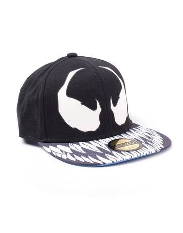 Venom Snapback Marvel Comics Baseball Cap | Happy Piranha