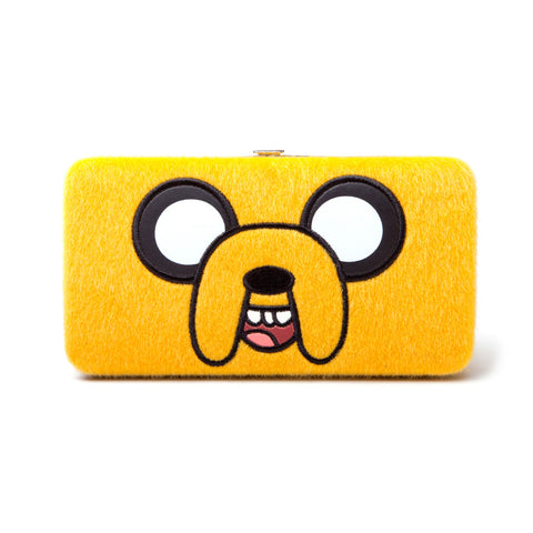 Adventure Time Jake Bigface Hinge Wallet | Happy Piranha