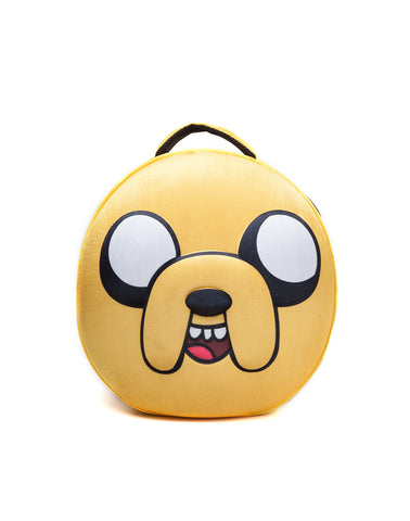 Adventure Time Jake 3D Moulded Backpack | Happy Piranha