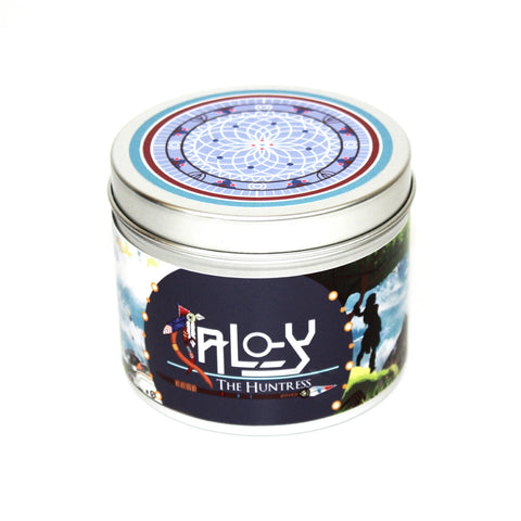 Aloy Horizon Zero Dawn Scented Candle by  Happy Piranha