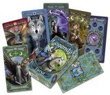 Anne Stokes Legends Tarot 78 Card Deck Box and Card Art Examples  | Happy Piranha