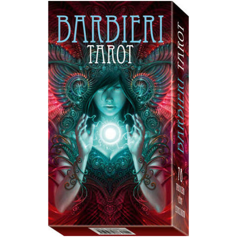Barbieri Tarot 78 Card Deck | Happy Piranha