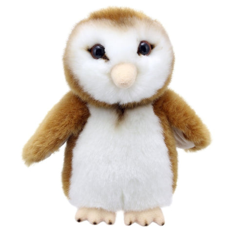 Barn Owl Mini Soft Toy | Happy Piranha