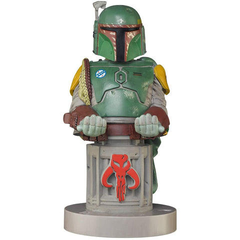 Boba Fett Star Wars Cable Guy Phone and Controller Holder | Happy Piranha