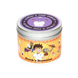 Brock's brownies pokemon go scented candle by Happy Piranha