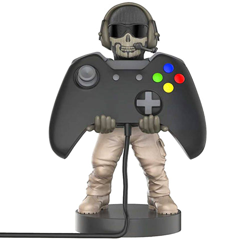 Call of Duty  Lt. Simon 'Ghost' Riley Phone and Controller Holder | Happy Piranha
