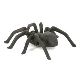 Hand Cast Iron Spider Ornament rear view | Happy Piranha