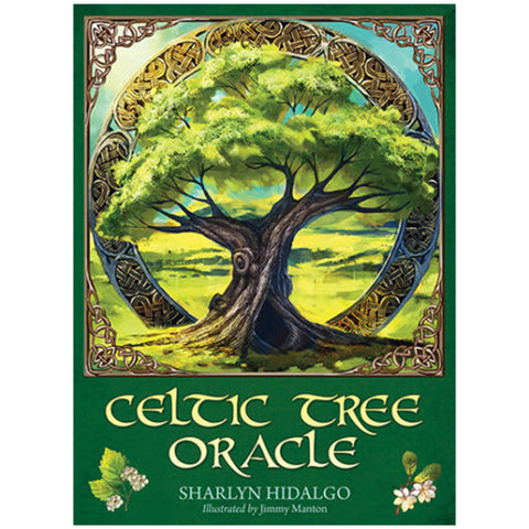 Celtic Tree Oracle Card Set | Happy Piranha