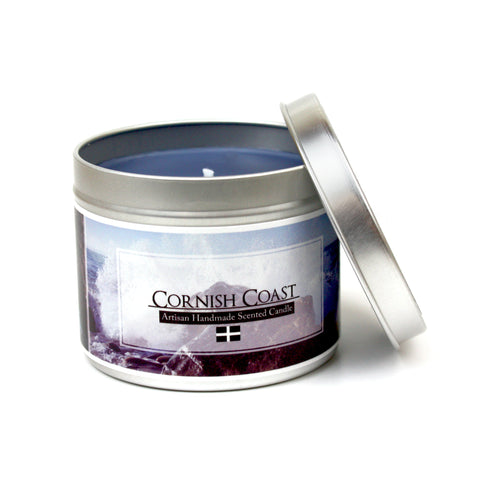 Cornish Coast scented candle | Happy Piranha