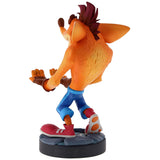 Crash Bandicoot Cable Guy Phone and Controller Holder Side Profile  | Happy Piranha