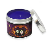 Death's demise discworld inspired scented candle from Happy Piranha.