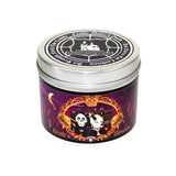 Death's Demise scented candle by Happy Piranha Disco world inspired