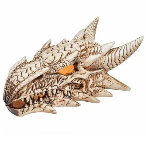 Small Dragon Skull LED Light Ornament | Happy Piranha
