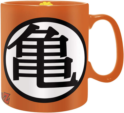 Dragon Ball Z Kame King Size Mug | Happy Piranha