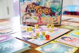 Dream Catchers Board Game Box and Contents | Happy Piranha
