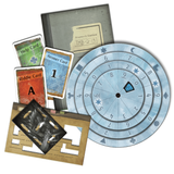 EXIT: The Polar Station - Escape Room Board Game Contents | Happy Piranha