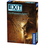 EXIT: The Pharaoh's Tomb - Escape Room Board Game | Happy Piranha