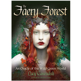 The Faery Forest: An Oracle of the Wild Green World | Happy Piranha