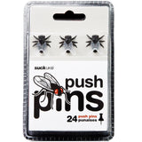 Fly Push Pins: Fly Shaped Drawing Pins in Packaging | Happy Piranha