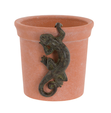 Gecko Flower Pot Hanger | Happy Piranha