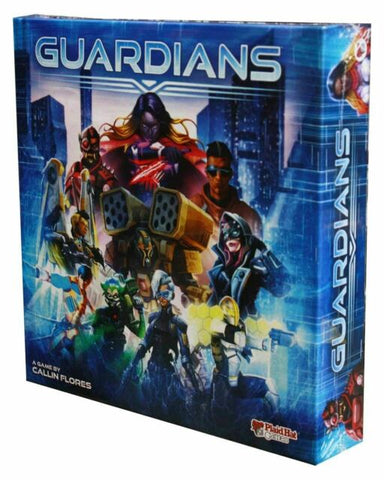 Guardians Board Game | Happy Piranha