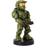 Halo Master Chief Phone and Controller Holder Side Profile | Happy Piranha