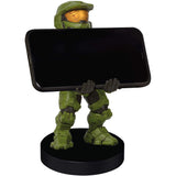 Halo Master Chief Phone and Controller Holder With an Iphone | Happy Piranha