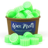 Lime wax melts by Happy Piranha.