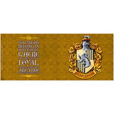 Hufflepuff - King Size Harry Potter Mug Wraparound Design | Happy Piranha