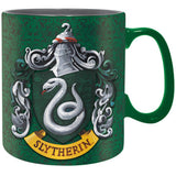 Slytherin King Size Harry Potter Mug with House Crest | Happy Piranha