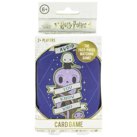 Avoid You Know Who Harry Potter Card Game | Happy Piranha