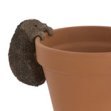 Hedgehog Flower Pot Hanger | Happy Piranha