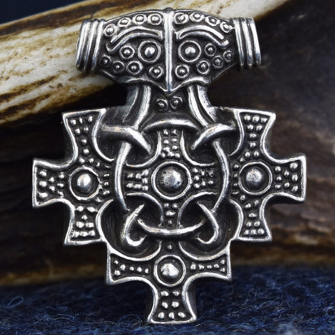 Hiddensee Pewter Viking Age Pendant | Happy Piranha