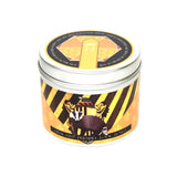 Dedication scented candle by Happy Piranha inspired by Hufflepuff