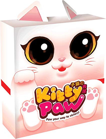 Kitty Paw Card Game | Happy Piranha