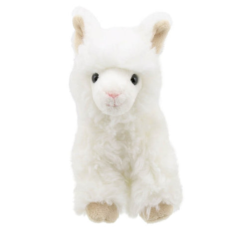 Lonely Llama Mini Soft Toy | Happy Piranha