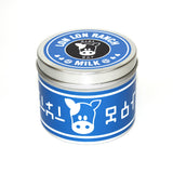 Lon lon ranch blue zelda inspired scented candle by Happy Piranha