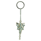 Arwen's Evenstar Lord Of The Rings Keychain | Happy Piranha