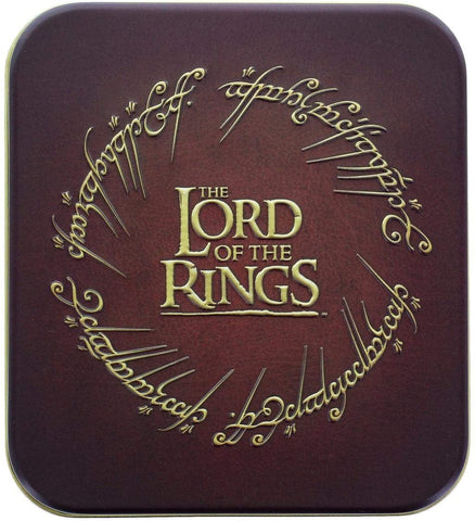 The Lord of the Rings Playing Cards and Tin | Happy Piranha