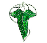 Lord of the Rings Lorien Leaf 3D Pin Badge | Happy Piranha