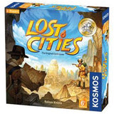Lost Cities: The Original Card Game (New Edition) | Happy Piranha