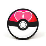 Pokemon Love Ball Coaster Gift Idea | Happy Piranha