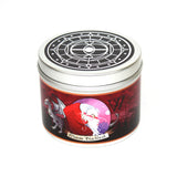 Wing Leader: A White Fig & Pomegranate Scented Candle