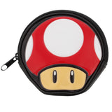 Super Mario Toad Mushroom Coin Purse | Happy Piranha