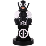 Venompool: Marvel Venom Deadpool Phone and Controller Holder Front View | Happy Piranha