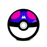 Pokemon Master Ball Coaster Gift Idea | Happy Piranha