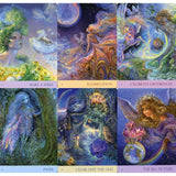 Nature's Whispers Oracle Card Artwork by Josephine Wall  | Happy Piranha