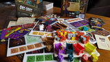 Ore-Some Board Game box contents